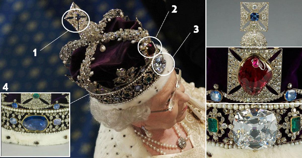 Как сделать платиновую корону 264