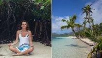Пермячка копила деньги 10 лет, чтобы приобрести остров из фильма «Голубая лагуна»