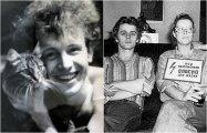 Знаменитые люди: 14 необычных и редких фотографий из прошлого