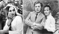 Любовный треугольник: поклонник женской красоты Илья Глазунов и его музы