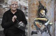 Искусство против депопуляции: стрит-арт спасает вымирающую итальянскую коммуну