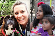 Учительница удочерила изуродованную девочку, а через полгода снова полетела к ней на Родину