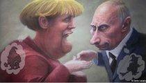 Карикатура — как выстрел в лоб: шаржи скандально известного художника Дениса Лопатина