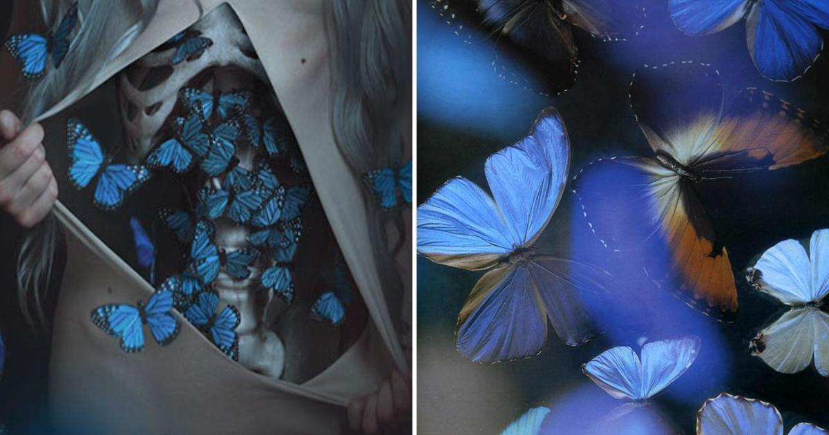 Бабочки в моем животе картинки гифки