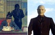 Зловещий Фантомас: непридуманная история криминального гения