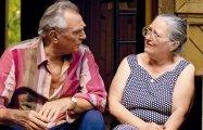 Евгений и Лидия Матвеевы: любовь земная