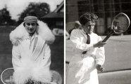 От корсетов до миниюбок: как изменилась одежда теннисисток на Уимблдоне за сто лет