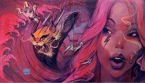 Уличное искусство: невероятно реалистичные граффити на улицах Болгарии