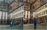 Путешествие во времени: женщина сделала фотографии в тех же местах, где побывала 30 лет назад
