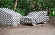 CTRL+X: Екатеринбургские художники «вырезали» ржавый москвич из реальности