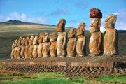 Пустынная земля острова Пасхи: Куда исчезла целая цивилизация