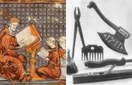 «Удаление рогов и копыт»: Удивительный ритуал посвящения студентов в средневековом университете