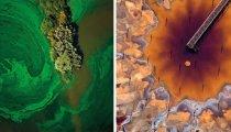 Фотопроект «Индустриальные шрамы»: снимки, которые красноречивее любых слов расскажут о глобальных проблемах, связанных с загрязнением окружающей среды