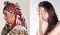 Девушка «с половиной лица» опубликовала свои впечатляющие портреты перед своим преображением