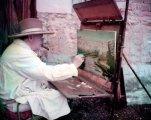 Уинстон Черчилль – политик-импрессионист, подаривший миру 500 живописных полотен