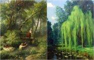 Прощание с летом: 26 изумительных живописных пейзажей, которые щедро делятся летним теплом
