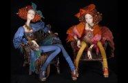 Прикоснуться к детству: кукольный мир украинской мастерицы Тамары Пивнюк