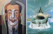 Современный  сюрреализм: 5 художников, которые пленили мир своими живописными иллюзиями