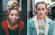 «Поймать мечту» на улицах Лондона: красноречивые фотопортреты, рассказывающие истории в лицах