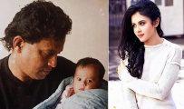Звезда индийского кино Митхун Чакраборти рассказал о жизни своей дочери, которую когда-то подобрал на помойке