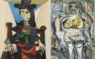 6 картин, которые у многих вызывают неприятные ощущения, но были проданы за миллионы
