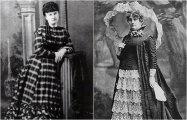 «Накрашенные леди» Дикого Запада: 11 ретро портретов XIX века самых известных дам «лёгкого поведения»