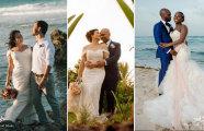 Украинка и мексиканец поселились на Карибах и устраивают эксклюзивные свадебные фотосессии