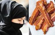 Разоблачаем фейк: За что на самом деле оштрафовали мужчину, съевшего бекон на глазах у мусульманок