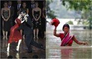 Стоп-кадр августа: 16 ярких и эмоциональных фотографий о событиях, произошедших в конце лета