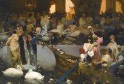 «Оргия» Котарбинского: Картина, о которой работники музея забыли на целых 90 лет