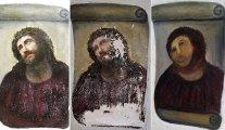 «Пушистый Иисус»: Как испорченная фреска принесла процветание целому городу