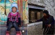 «Потерянный горизонт»: 14 атмосферных фотографий о жизни людей в предгорьях Тибета