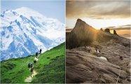 «Лучше гор могут быть только горы»: завораживающие вершины, которые привлекают альпинистов со всего мира