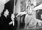 Скандально известная ядерная «Мадонна» Сальвадора Дали, которую благословил сам Папа Римский