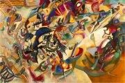 «Композиция VII» Кандинского - шедевр абстракционизма, наброски для которого делались более 30 раз
