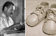 «Продаются:детскиеботиночки,неношеные»: Кто на самом деле автор самого короткого рассказа