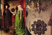 Портрет четы Арнольфини: Секреты и зашифрованные символы в картине Ван Эйка