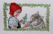 От Красной Шапочки до набоковской Лолиты: Сатирические иллюстрации к известным литературным произведениям
