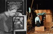 Жестокое убийство в кукольном домике: Недетские игрушки для американских детективов