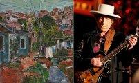 Боб Дилан - живописец: Еще одна грань таланта музыканта и нобелевского лауреата