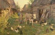 Исторические хроники: За какие грехи в русской деревне лишали жизни без зазрения совести