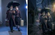 Цифровая магия: 15 обычных фотографий, превращенных с помощью Photoshop в удивительный мир фантазий