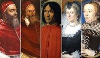 Семья, подарившая миру четырёх Пап Римских, двух королев и Лоренцо Великолепного - покровителя искусств эпохи Возрождения