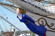 Как появились носовые скульптуры на кораблях, и для чего они были предназначены
