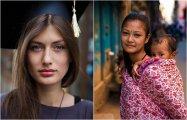 «Атлас красоты»: 16 женских фотопортретов, на которых запечатлены очаровательные девушки из разных стран (Часть 2)