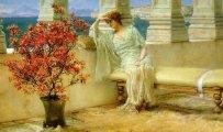 Певец мрамора и женского изящества: «Античные» картины Лоуренса Альма-Тадема