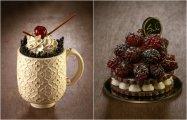 25 фотографий гипперреалистичных десертов, мастерски созданных из стекла и фарфора