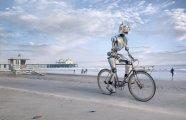 Забавно-ироничные мистические фотоэксерименты одного из самых популярных финских фотографов