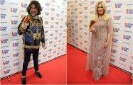 Шик и блеск: 27 звезд, которые смогли удивить своими нарядами на вручении премии «Золотой граммофон-2017»