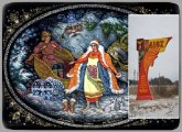 Четыре века Палеху: Уникальная русская иконография и лаковая живописная миниатюра, которой нет аналогов в мире